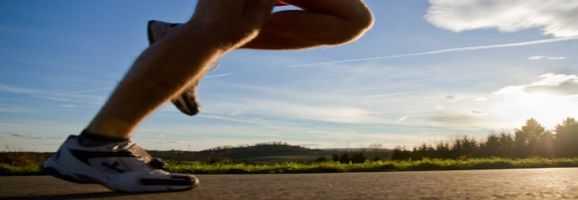 Lauf- und Sportschuhe