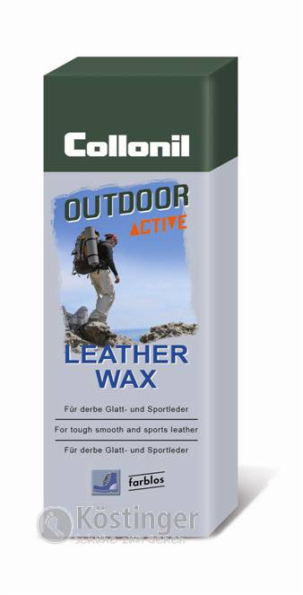 Collonil Leather Wax - 7650